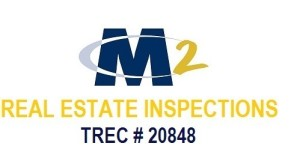 M2 Real Estate Inspections with TREC #.